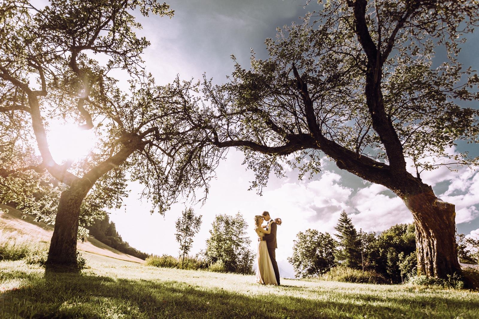 Hochzeit am Kleinsasserhof Kärnten