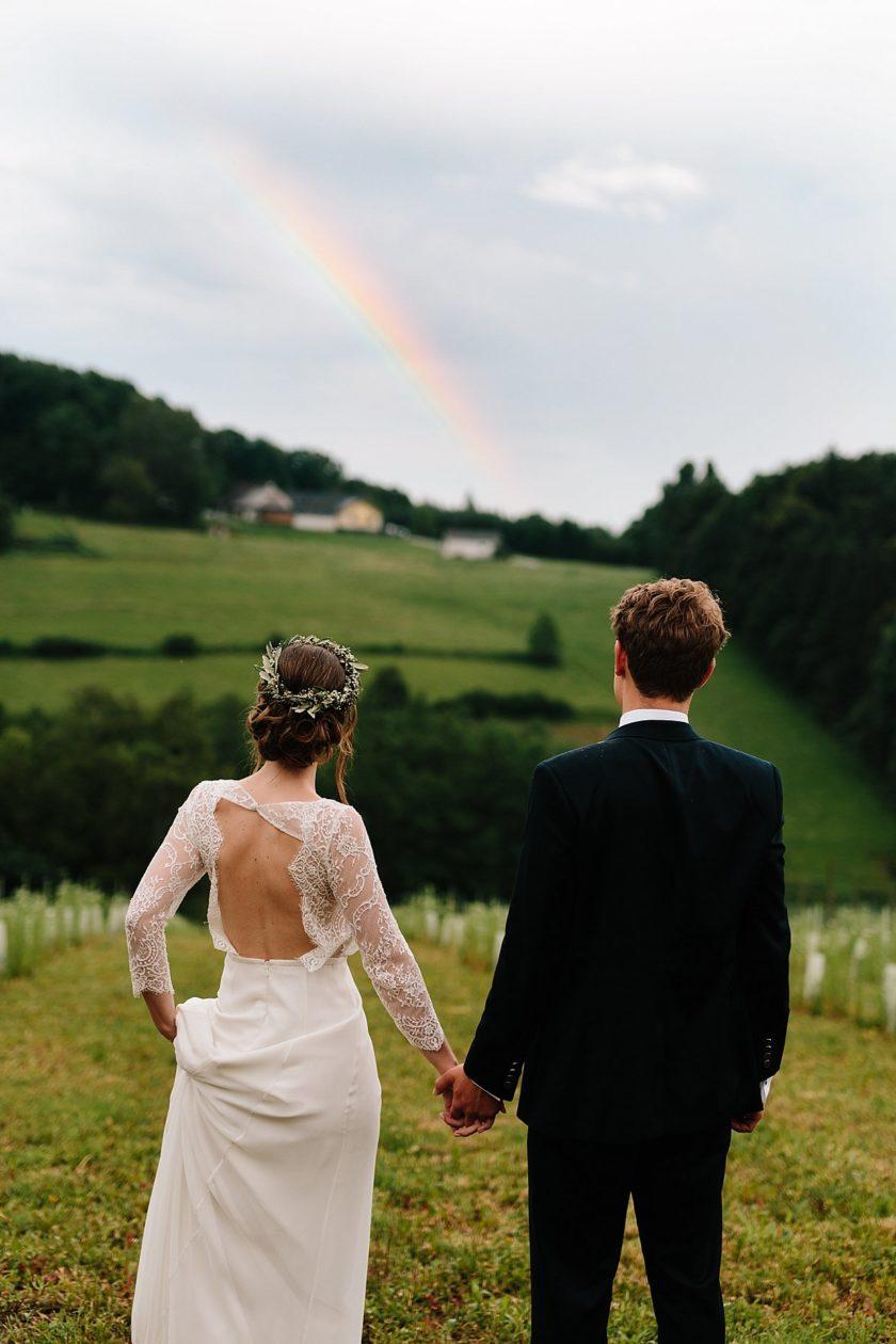 Nina & David´s Hochzeit in der Träumerei, Maria Bild im Burgenland